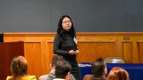 Wendy Chen, a Shanghai-based expert who helps New