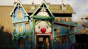 The Funhouse, Bayville Scream Park during Halloween, Bayville,