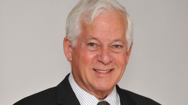 Charles D. Lavine of Glen Cove, Democratic incumbent