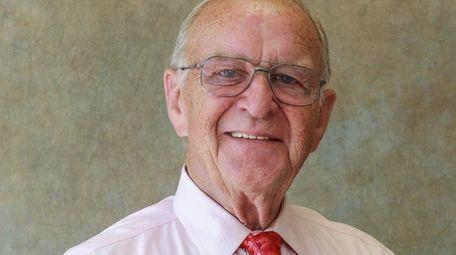 David G. McDonough of North Merrick, Republican incumbent