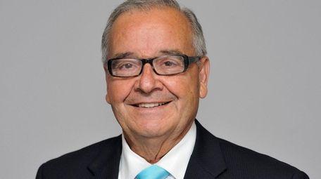 Anthony D'Urso of Port Washington, Democratic incumbent candidate