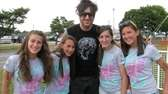 Boys Like Girls lead guitarist Paul DiGiovanni with