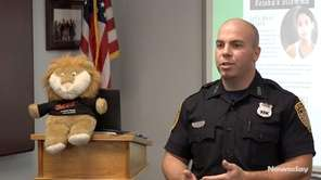 Shelter Island Police Department D.A.R.E. Officer Anthony Rando