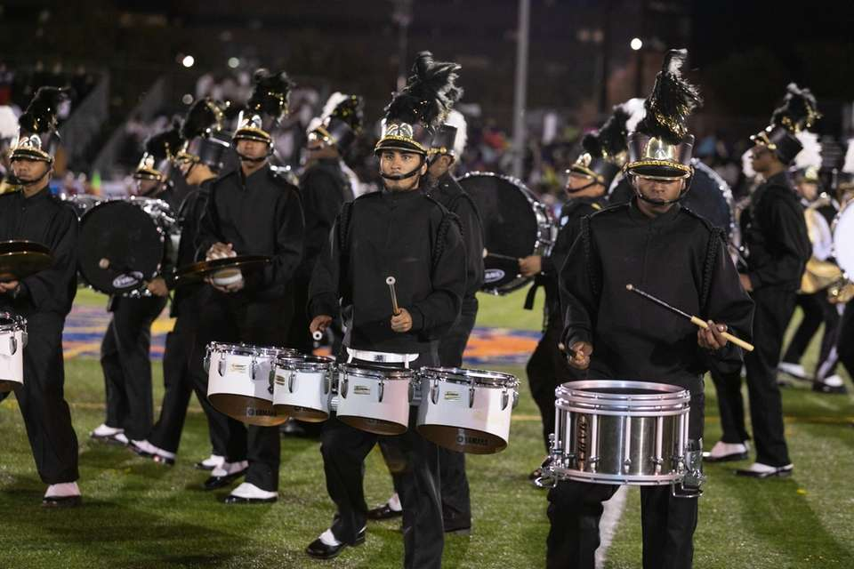 Uniondale Senior High School performs at the 56th