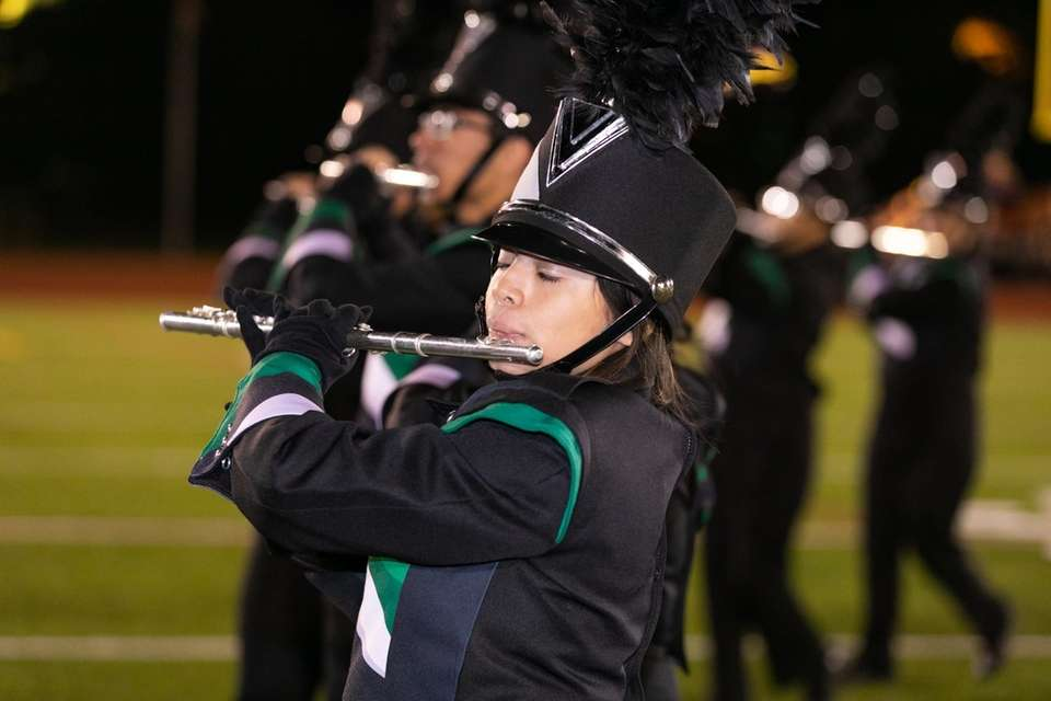 Brentwood High School performs at the 56th Annual