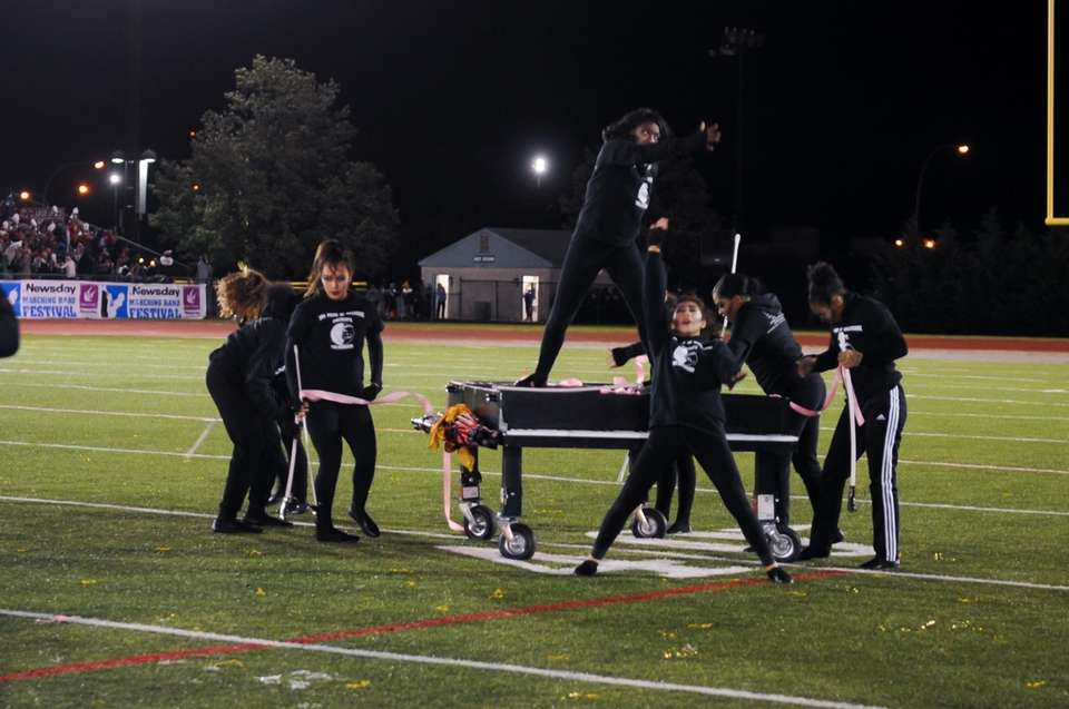 Malverne High School performs at the 56th Annual