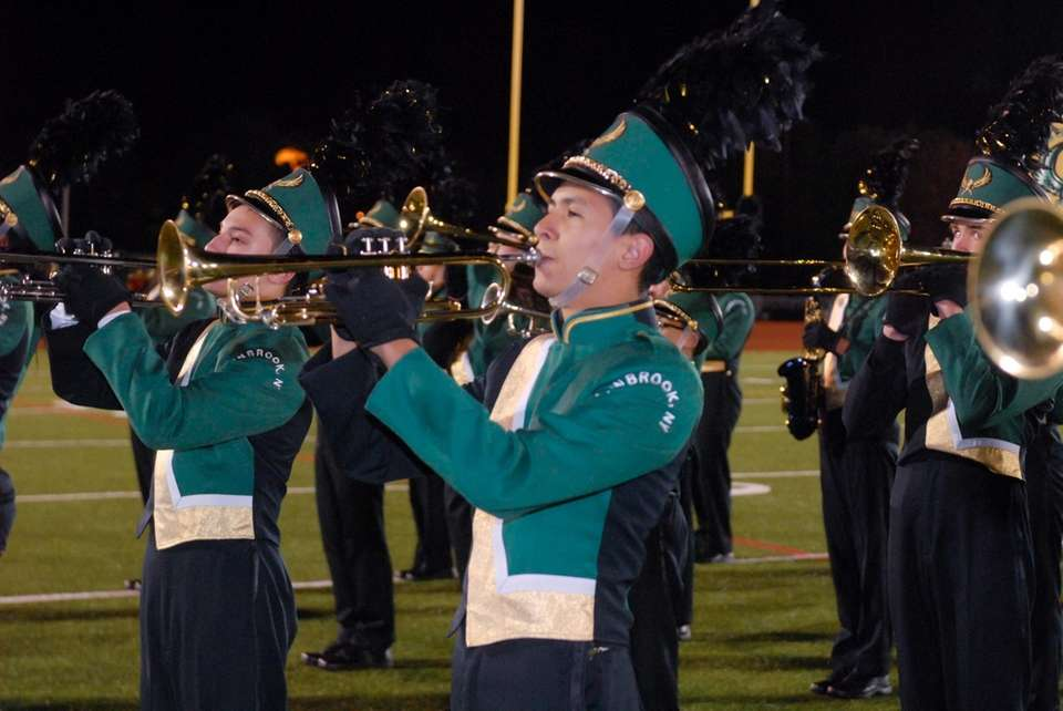Lynbrook High School performs at the 56th Annual