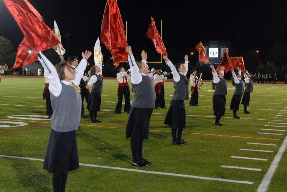 Oceanside High School performs at the 56th Annual