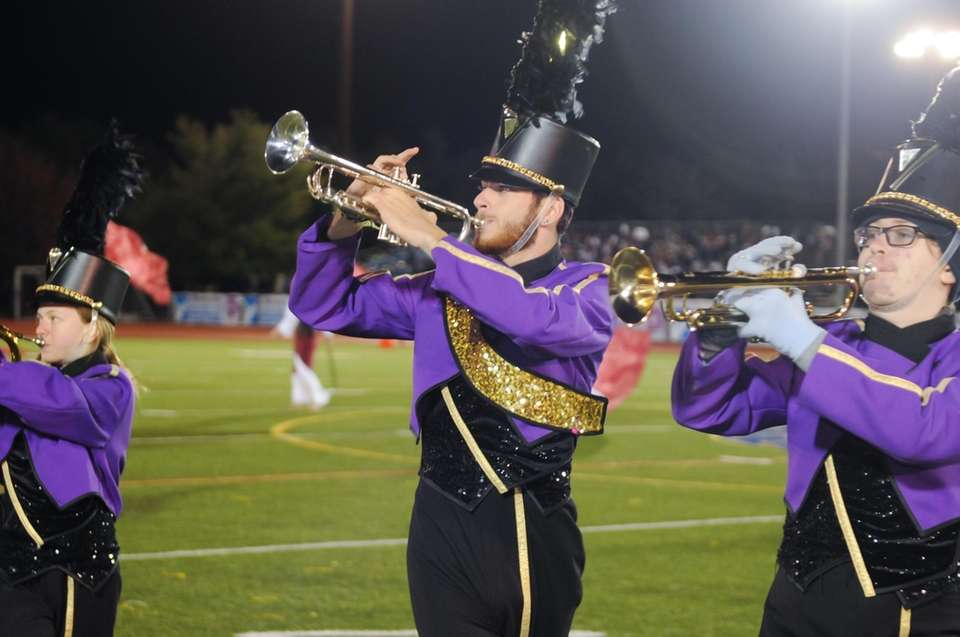 Islip High School performs at the 56th Annual