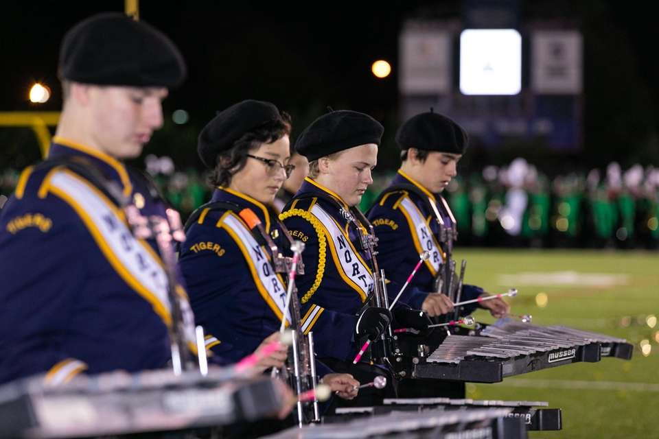Northport High School performs at the 56th Annual
