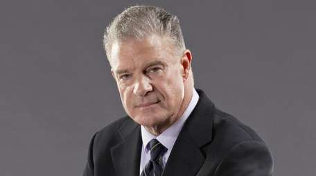 HBO Boxing announcer Jim Lampley