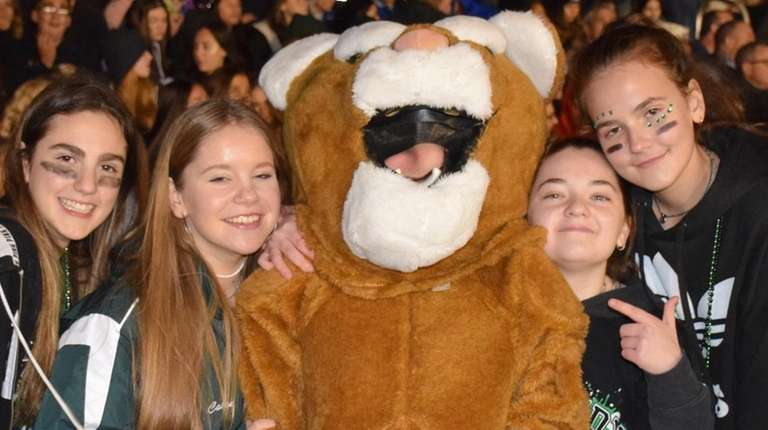 John F. Kennedy High School students celebrate homecoming