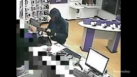On Thursday, a man entered MetroPCS, a cellphone store