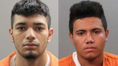 Kevin Lopez-Morales and Josue Figueroa-Velazquez were arraigned on