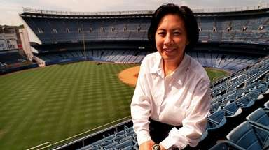 Kim Ng is a former Yankees assistant general