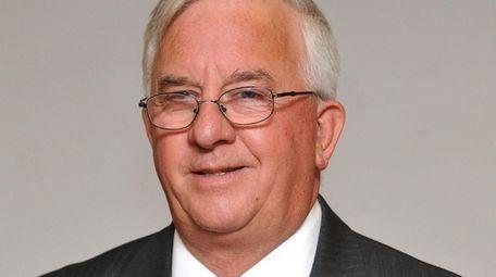 John M. Kennedy of Nesconset, Republican incumbent candidate