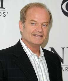 NEW YORK - MAY 05: Actor Kelsey Grammer
