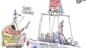Matt Davies/Newsday