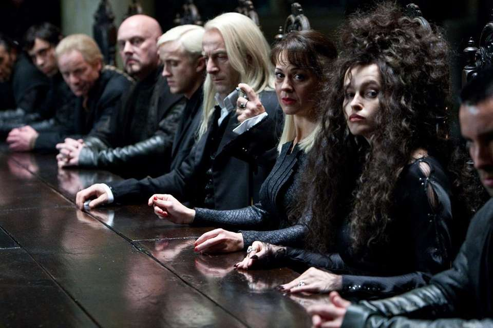"""Scene from """"Harry Potter and the Deathly Hallows,"""""""
