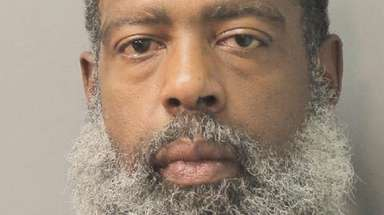Donald Smith, 53, of Valley Stream, was arrested