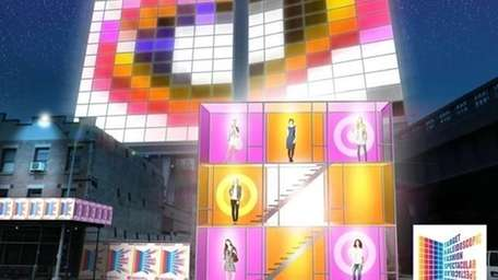 Watch the Target's Kaleidoscopic Fashion Spectacular from the