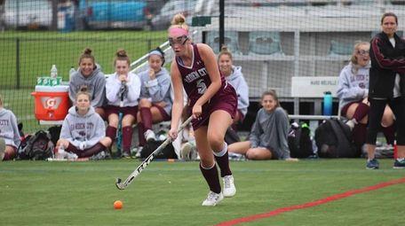 Garden City field hockey player Grace Kelly, Newsday's
