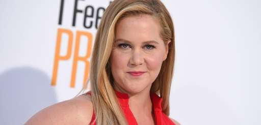 Amy Schumer arrives at the world premiere of