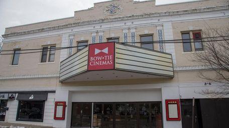 Bow Tie Cinemas in Port Washington, seen on