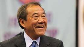 Charles Wang, the founder of CA Technologies and