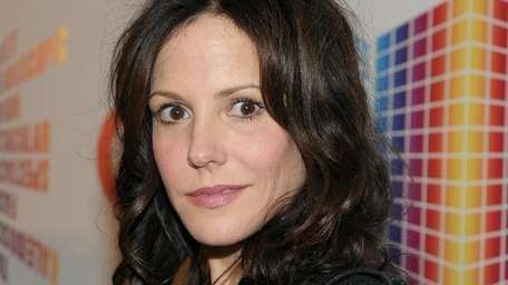 Actress Mary-Louise Parker attends the Target Kaleidoscopic Fashion