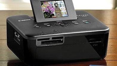 Canon's Selphy printer