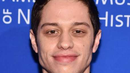 Pete Davidson attends the American Museum of Natural