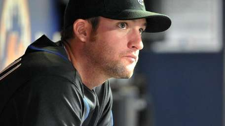 New York Mets relief pitcher Bobby Parnell (39)