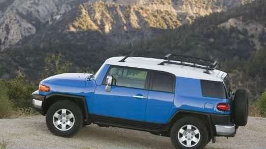 Review Hummer Inspired Toyota Fj Cruiser Newsday