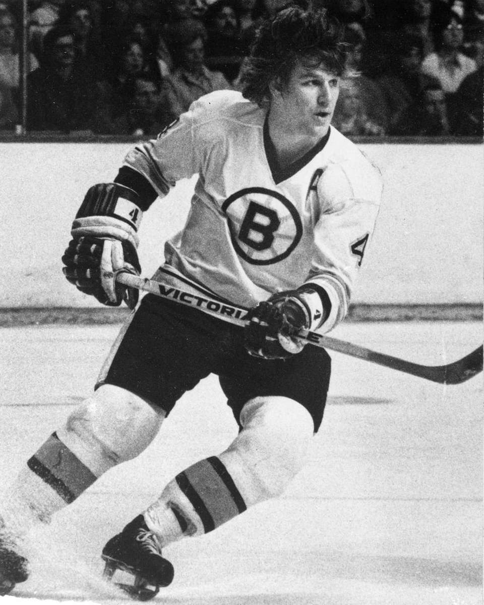 BOBBY ORR During his 12 years in the