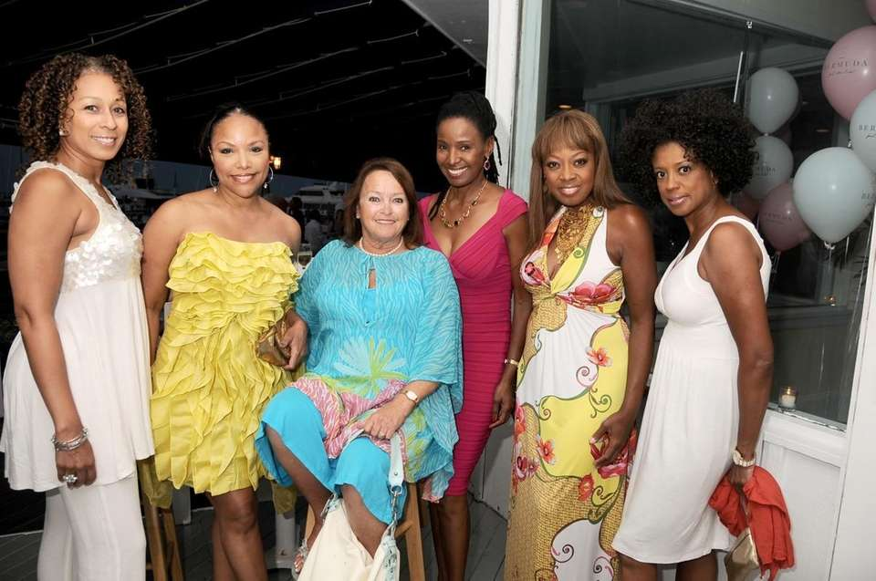 Tamara Tunie, Lynn Whitfield, Nancy Haynes, B.Smith, Star