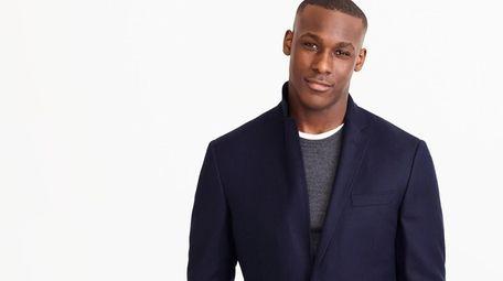 Every wardrobe should boast a navy blazer perfect