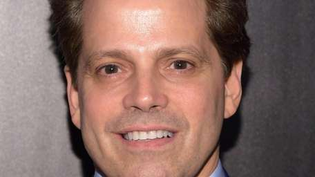 Former White House staffer Anthony Scaramucci brings his