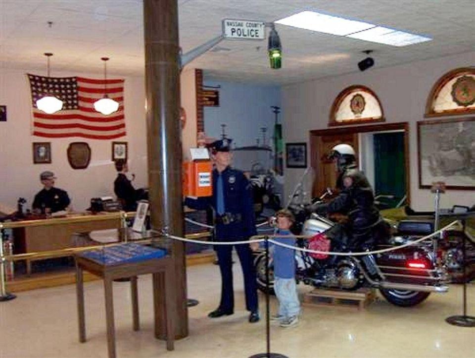 Nassau's George F. Maher Police Museum displays memorabilia