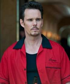 Johnny Drama, played by actor Kevin Dillon, in