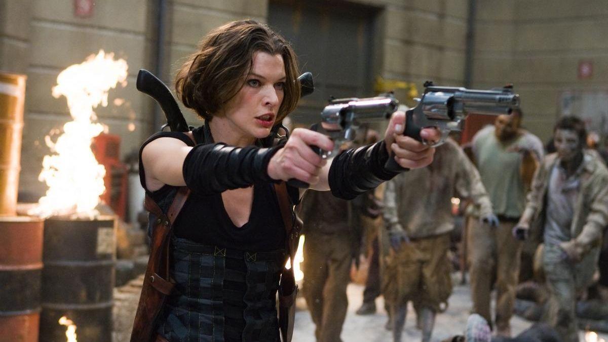 Milla Jovovich Is Still The Resident Heroine Newsday
