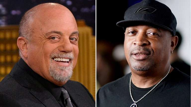 Billy Joel and Chuck D will induct three