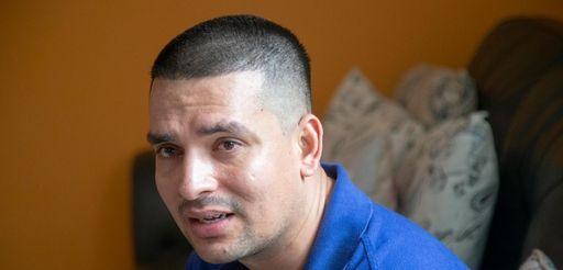 Pablo Villavicencio, seen on July 25 in Hempstead.