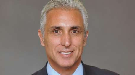Louis D'Amaro of North Babylon, Democratic candidate for