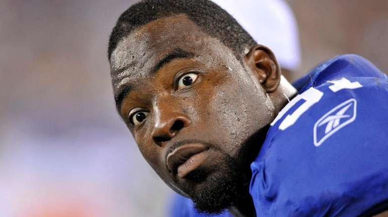 Earlier in the week Justin Tuck said the