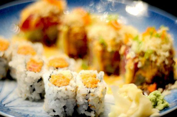 Haiku, a Japenese restaurant in Riverhead, offers freshly