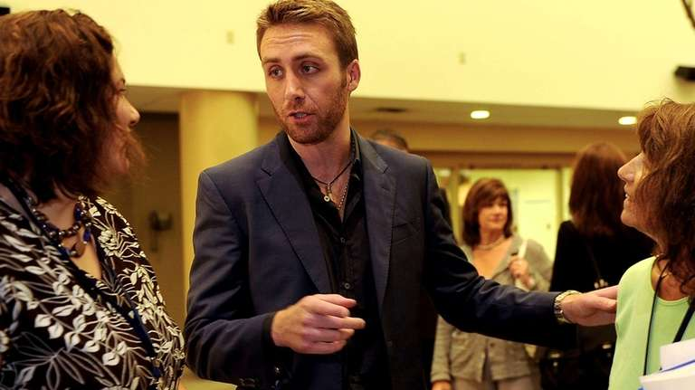 Philippe Cousteau, the grandson of Captain Jacques-Yves Cousteau,