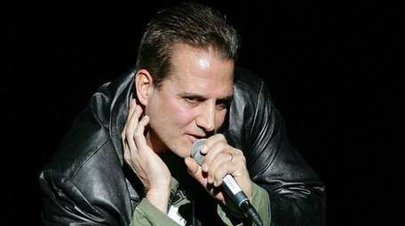 Comedian Nick Di Paolo will perform at Governor's