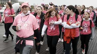 The American Cancer Society's Making Strides Against Breast