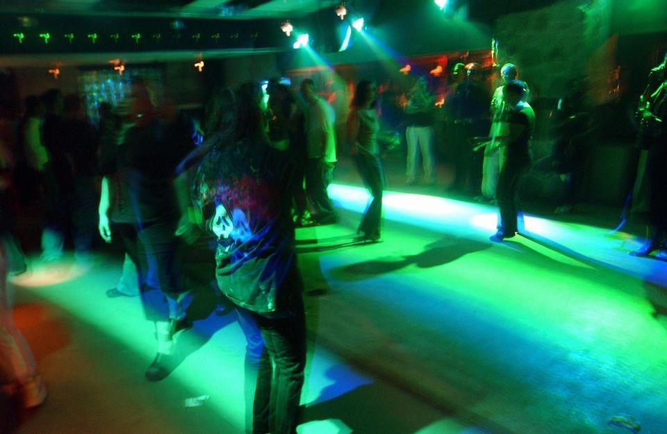 The club scene May 17, 2003, inside Brazil